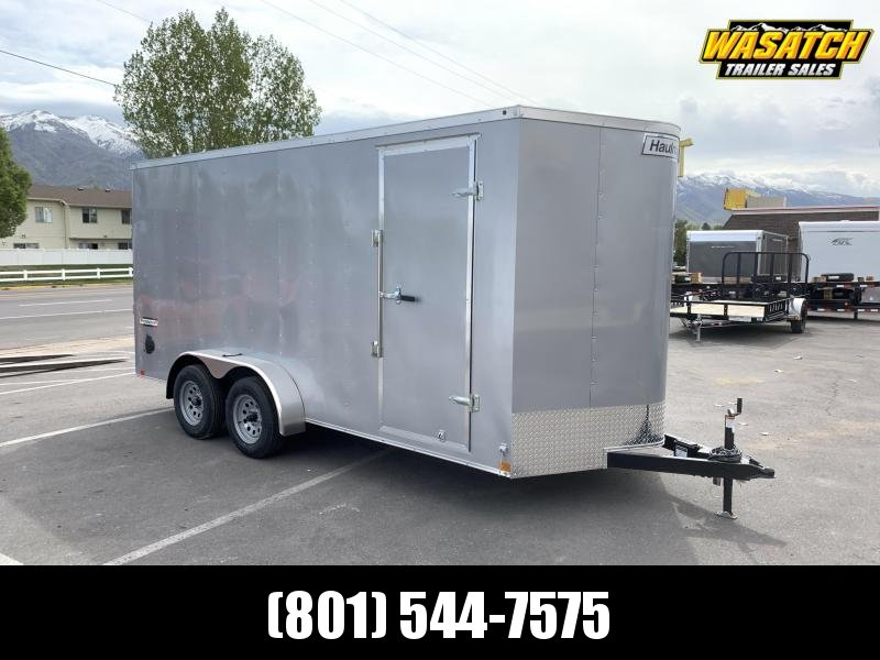 ***Haulmark 7x16 Passport Deluxe Enclosed Cargo***