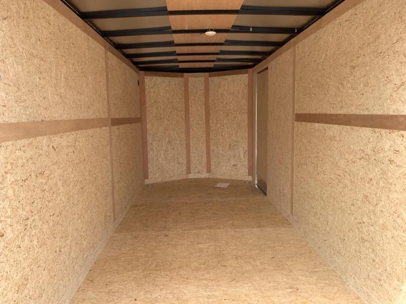 ***Haulmark 7x16 Passport Deluxe Enclosed Cargo***