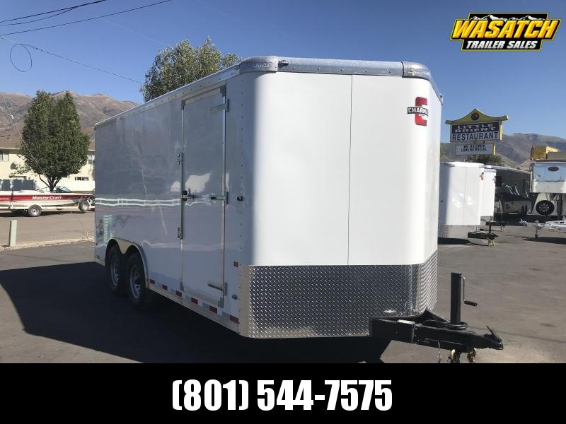 2020 Charmac Trailers 100x16 Commercial Duty Enclosed Cargo Trailer