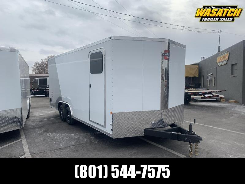 2020 Charmac Trailers 100 x 20 Stealth Enclosed Cargo Trailer