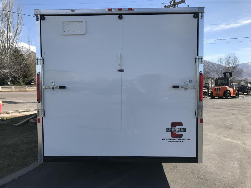 Charmac 8.5x28 Stealth Enclosed Steel Cargo