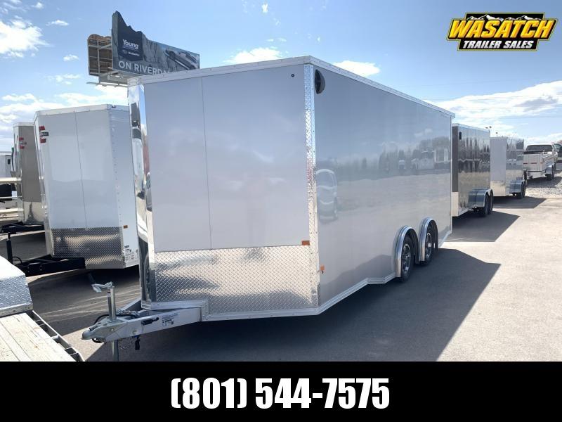Alcom-Stealth 8x18 Enclosed Cargo