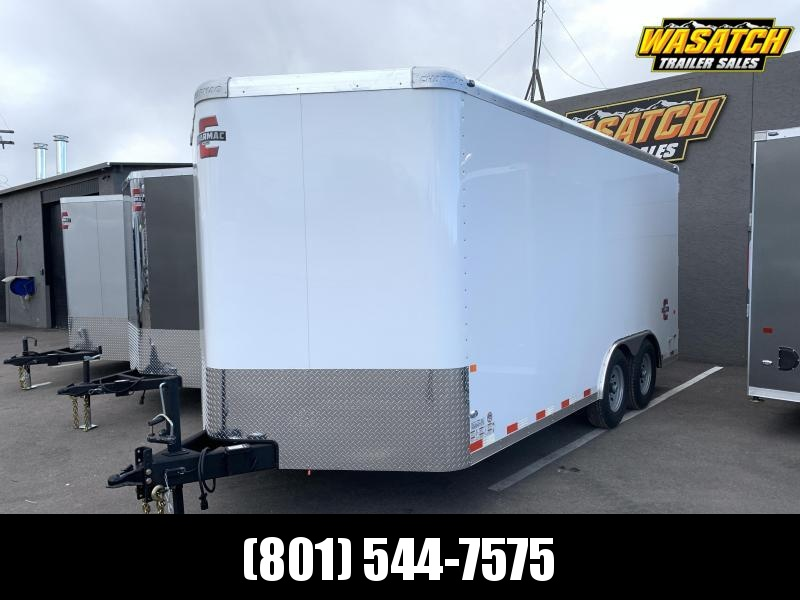 Charmac 100x16 Commercial Duty Cargo Trailer