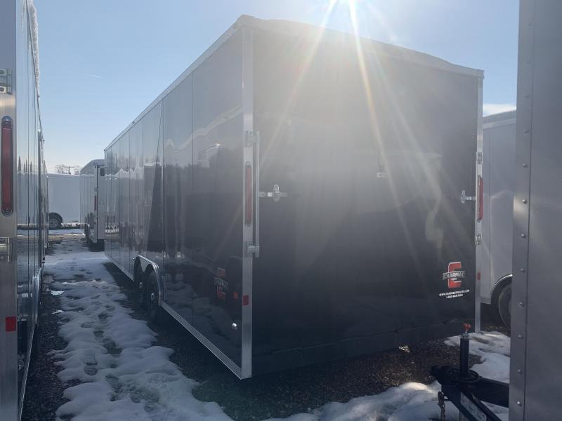 2020 Charmac Trailers 28 Stealth Enclosed Cargo Trailer