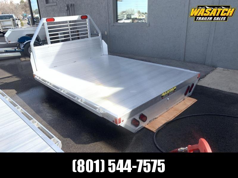 """Aluma 81""""x106"""" Aluminum Truck Bed"""