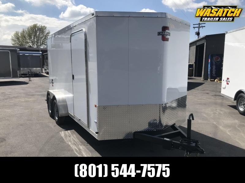 Charmac 7x14 Stealth Steel Enclosed Cargo Trailer