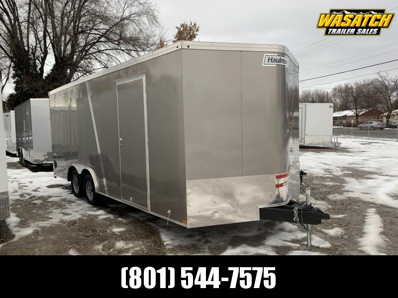 2020 Haulmark 8.5x20 Transport w/ UTV Package Car / Racing Trailer