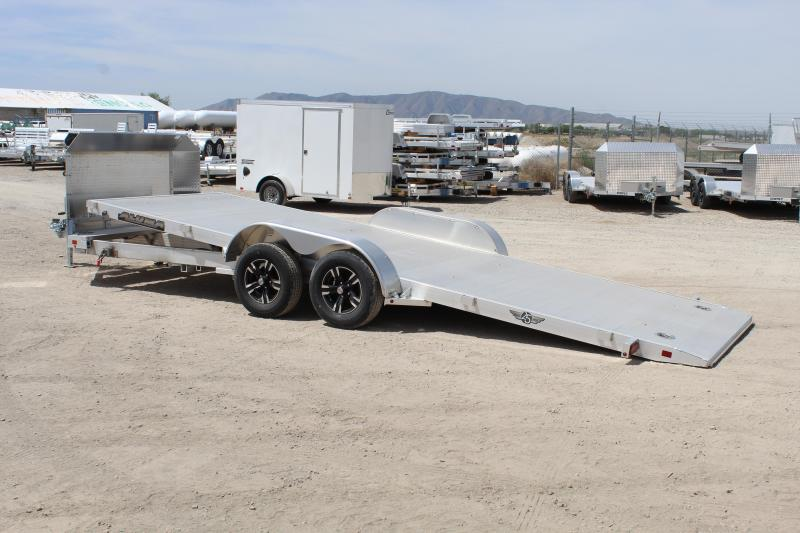 "Aluma 82""X20' Anniversary Tilt Car / Racing Trailer"