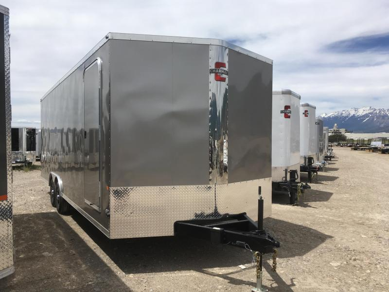 Charmac 8.5x24 Stealth Enclosed Steel Cargo