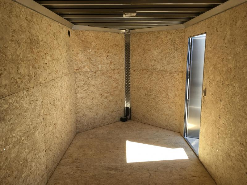 2019 High Country 7x16 Xpress Enclosed Cargo Trailer w/ Contractor Package
