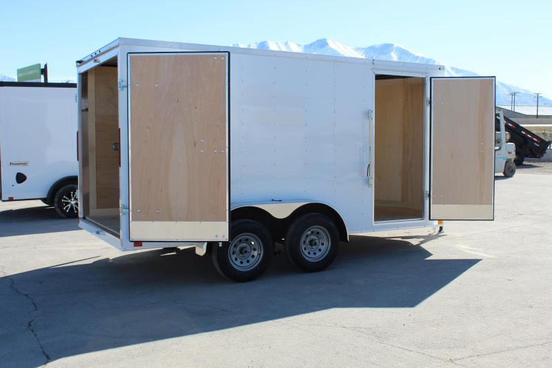 ***Haulmark 7x14 Passport Enclosed Cargo Trailer***