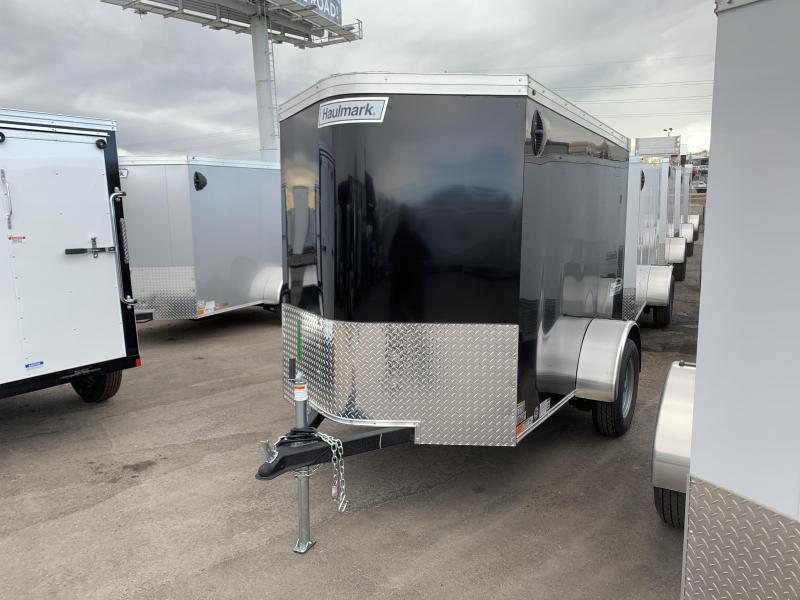 2020 Haulmark 5x8 Transport Enclosed Cargo Trailer