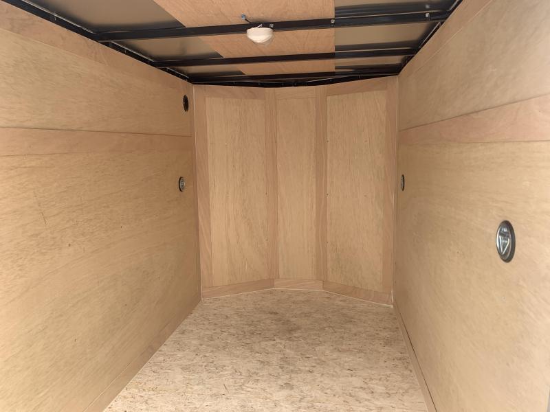 2020 Haulmark 5x8 Passport Enclosed Cargo Trailer