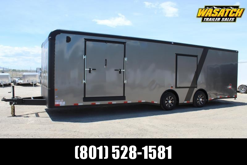 ***Charmac Trailers 85x30 Legend Car / Racing Trailer***