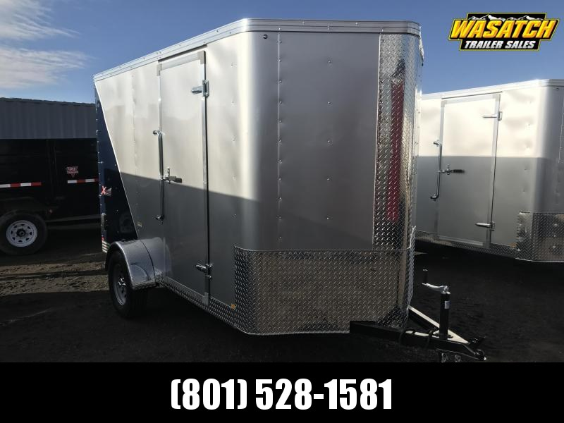 Mirage 6x10 Xpres Enclosed Steel Cargo w/ V-nose