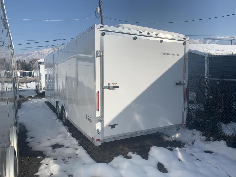 2020 inTech Trailers 28ft Lite Car / Racing Trailer