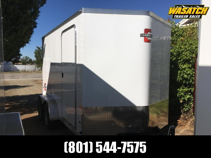 2020 Charmac Trailers 7.5x12 Stealth Enclosed Cargo Trailer