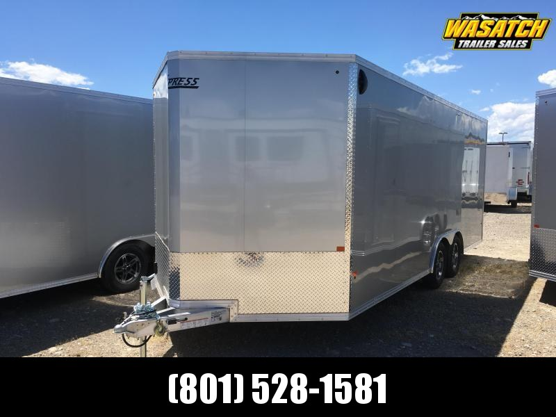 High Country 8x20 Xpress Enclosed Aluminum Cargo w/ Finished Interior