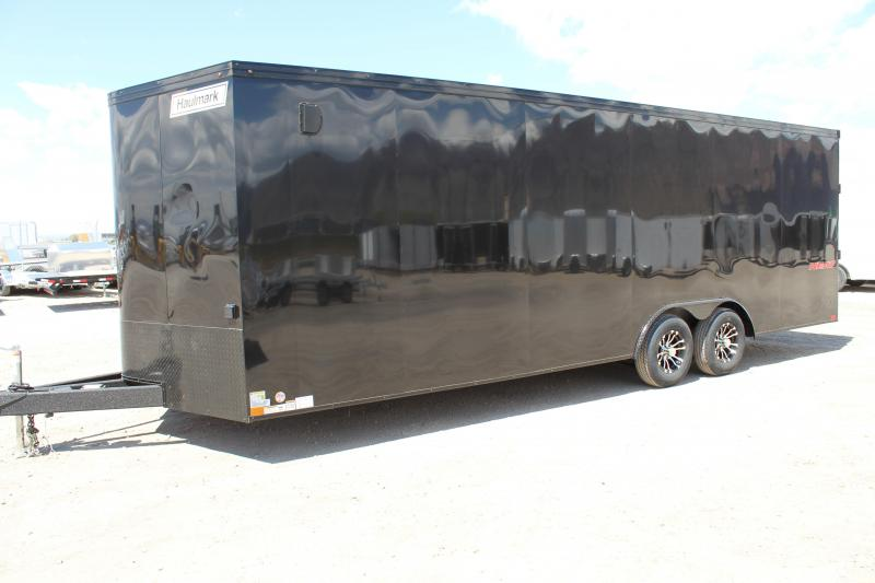 ***Haulmark 85x24 HEAT Car / Racing Trailer***