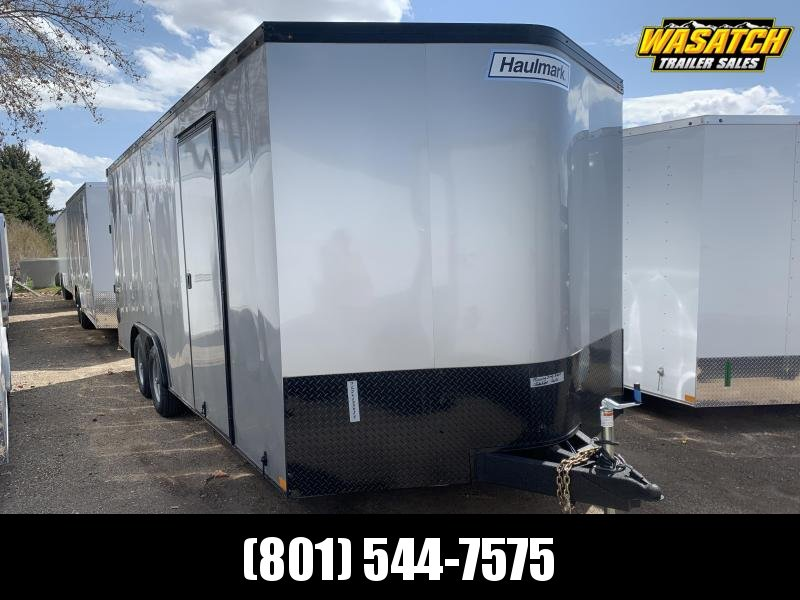 Haulmark 20 ft Transport Enclosed Cargo  w/ UTV Pkg