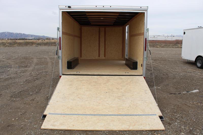Haulmark 8.5x16 Passport Deluxe Cargo Trailer