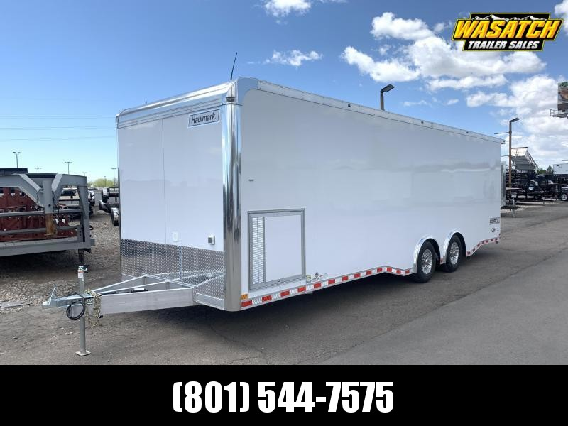 Haulmark 28' Aluminum Edge ALX Car / Racing Trailer