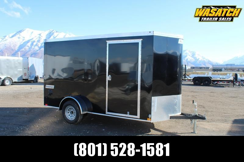 Haulmark 6x12 Trans[prt Enclosed Cargo Trailer
