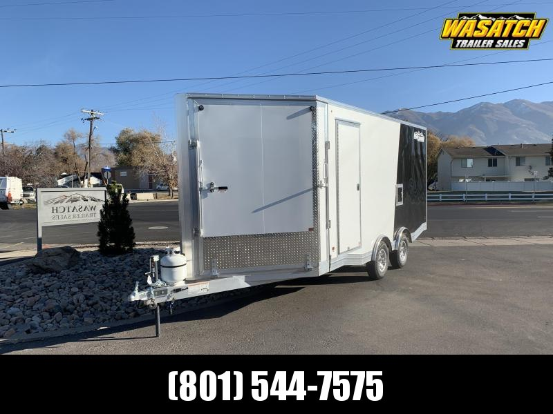 2020 High Country 8.5x18 All-Sport Snowmobile Trailer w/ Peak Value Package