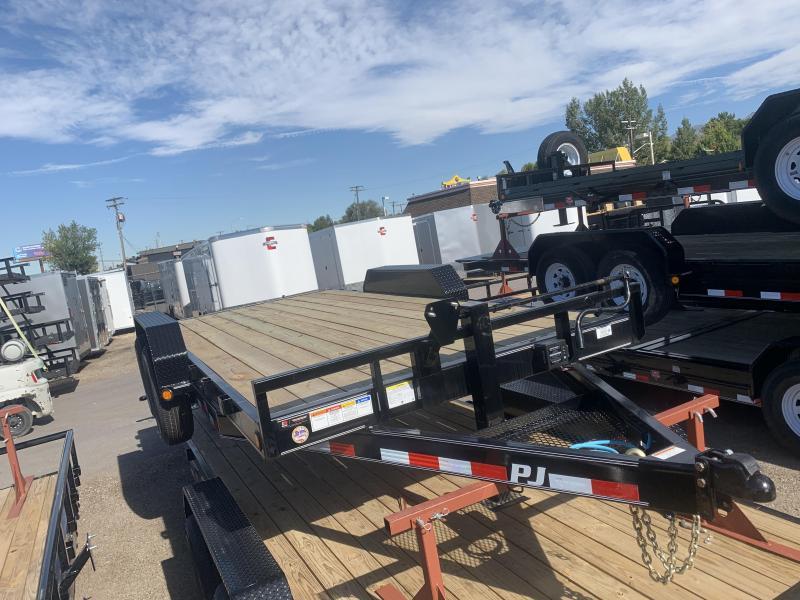 2020 PJ Trailers 6 in. Channel Equipment (CC) Car / Racing Trailer