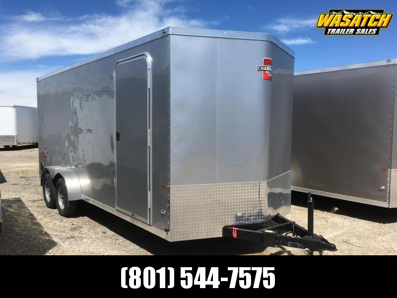 2020 Charmac Trailers 7x18 Stealth Enclosed Cargo Trailer
