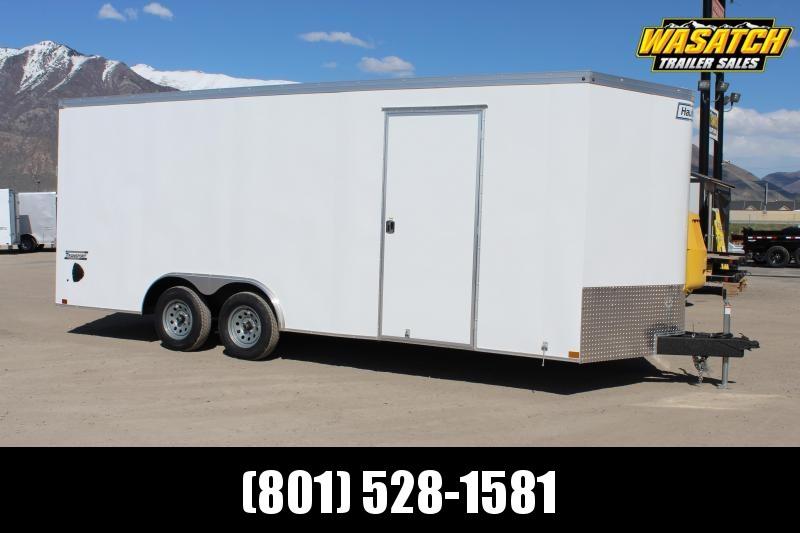 Haulmark 8.5x20 Transport Enclosed Cargo Trailer