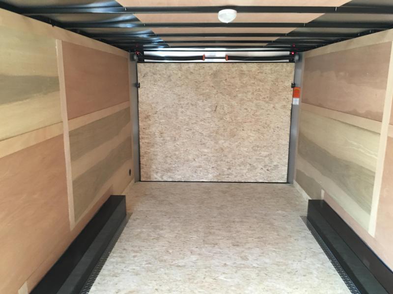 Haulmark 8.5x16 Passport Enclosed Steel Cargo w/ V-Nose