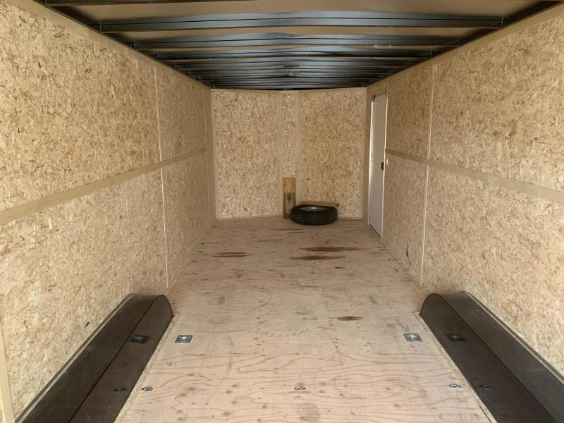 USED 2017 Charmac Trailers 26ft Stealth Enclosed Cargo Trailer