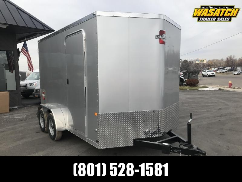 Charmac 7x12 Stealth Enclosed Steel Cargo