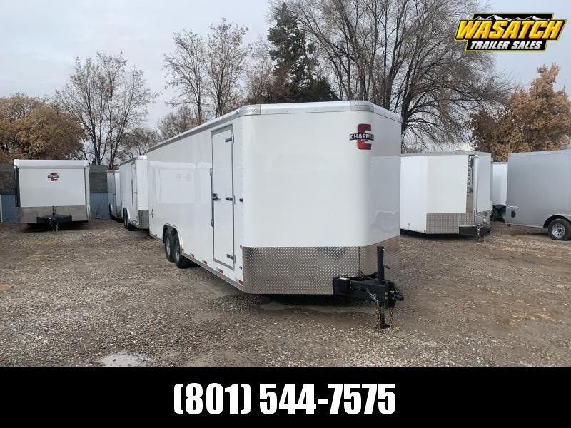 2020 Charmac Trailers 24ft Commercial Duty Enclosed Cargo Trailer