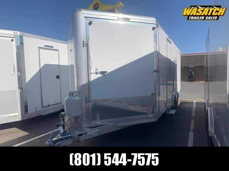 2019 High Country 22ft Allsport Snowmobile Trailer