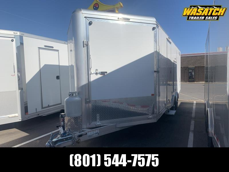 2019 High Country 26ft Allsport Snowmobile Trailer
