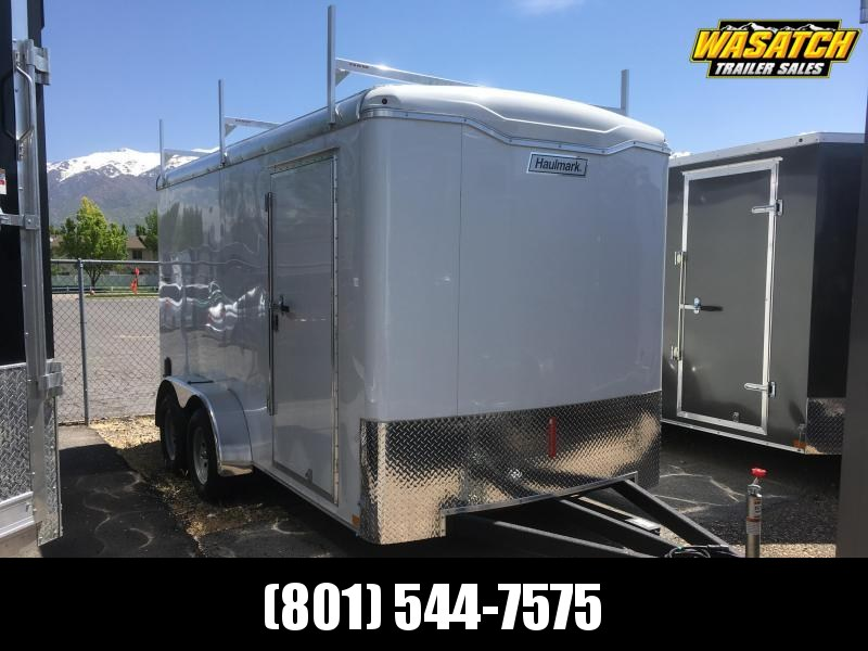 2019 7x14 Haulmark Transport Cargo Trailer w/ Contractor Package