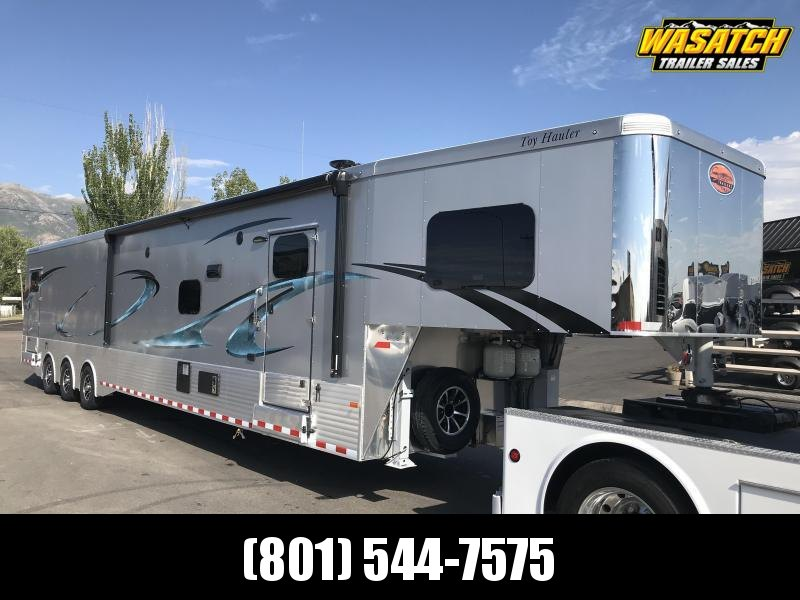 Sundowner 48ft (8016) Living Quarter Toy Hauler