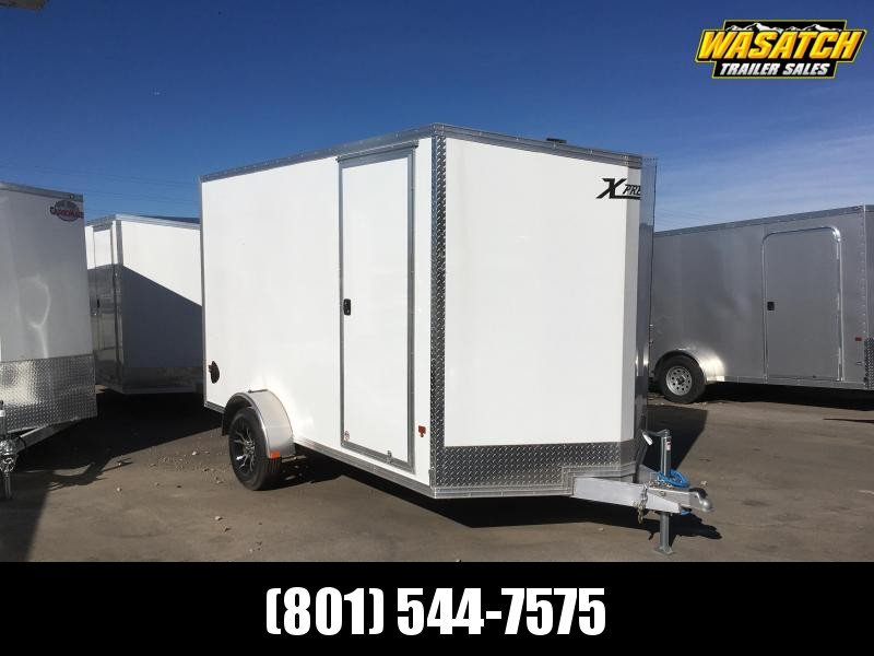 2019 High Country 7x12 Xpress Enclosed Cargo Trailer