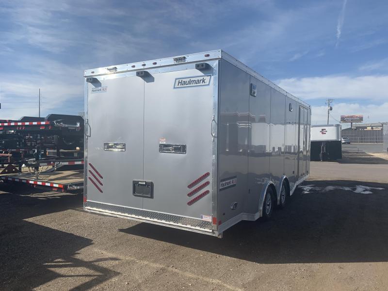 2019 Haulmark 24ft Aluminum Car / Racing Trailer w/ Turbo Package