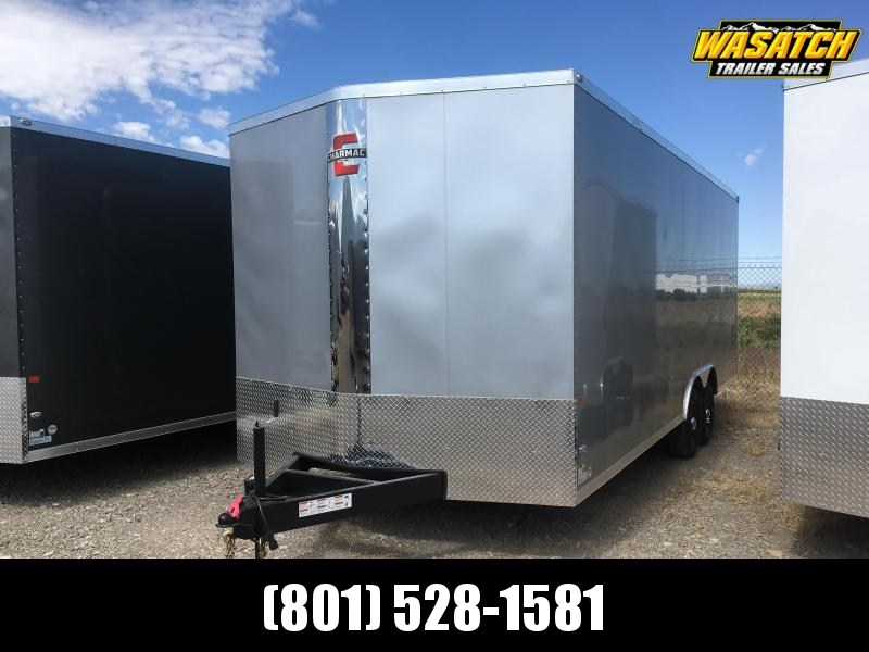 Charmac 8.5x22 Stealth Enclosed Steel Cargo