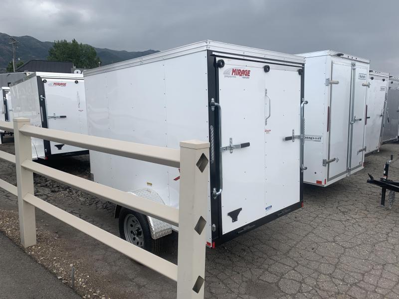 2020 Mirage Trailers 5x8 Xpres Enclosed Cargo Trailer