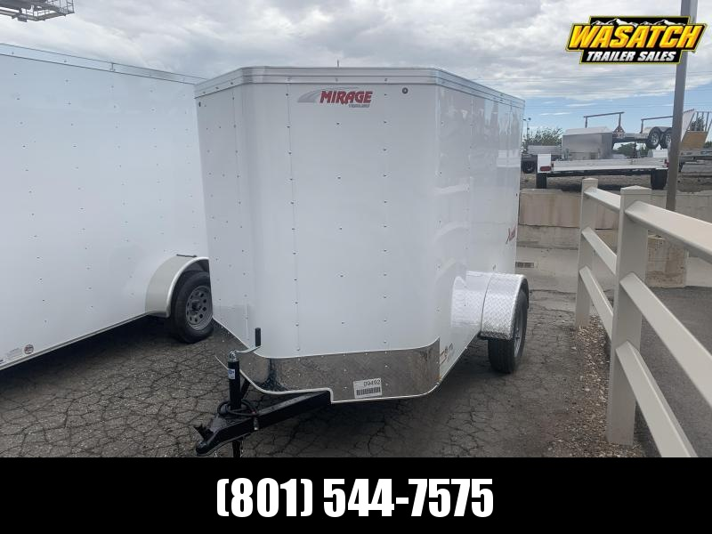 2020 Mirage Trailers 5x8 Xpres Enclosed Cargo Trailer