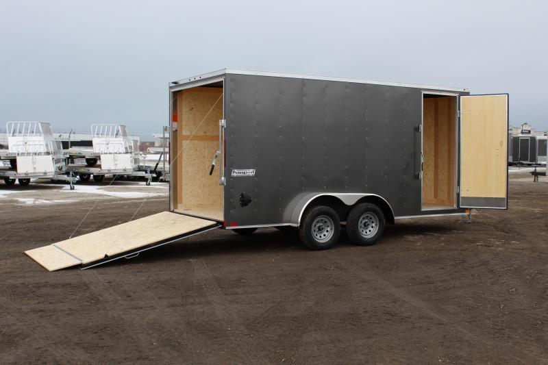 Haulmark 7x16 Passport Deluxe Enclosed Cargo Trailer