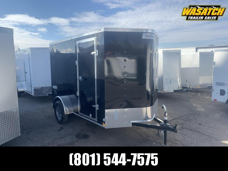 2020 Haulmark 6x10 Passport w/ Deluxe Package Enclosed Cargo Trailer