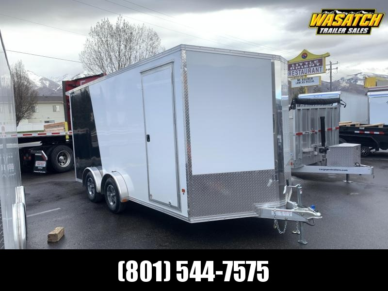 Alcom-Stealth 7.5x16 Aluminum Cargo