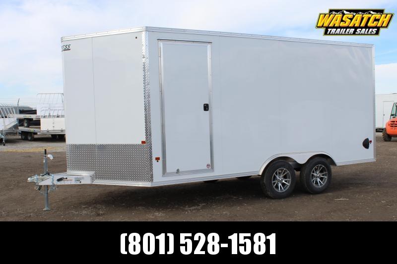 High Country 8.5x16 Xpress Aluminum Enclosed Cargo Trailer