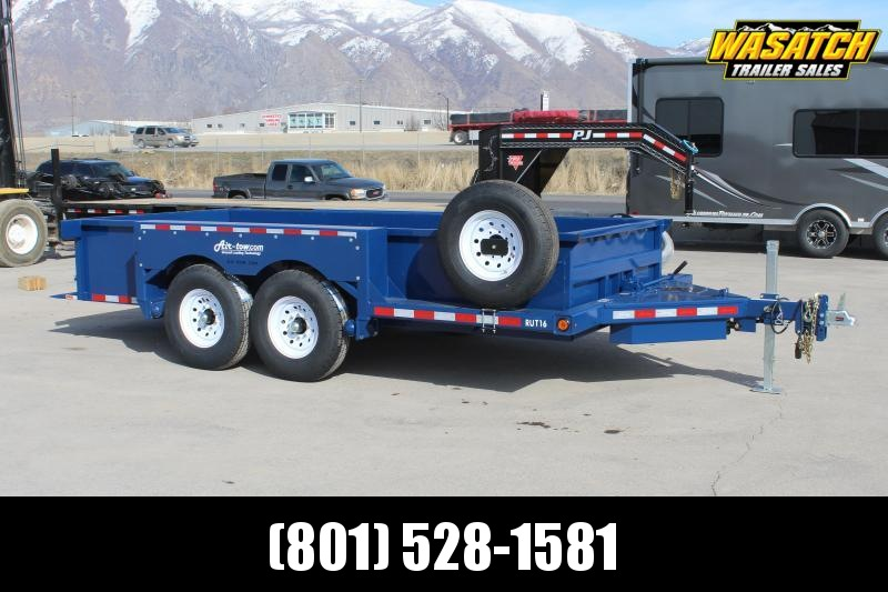 Air Tow UT16-12 Equipment Trailer