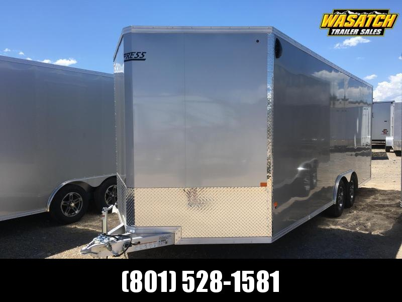 High Country 8x20 Xpress Enclosed Aluminum Cargo